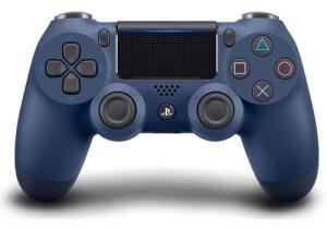 [PS4] Controle Sem Fio Dualshock 4 Midnight Blue | R$230