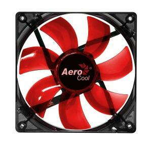[PRIME] Cooler Fan 12cm RED LED EN51363 Vermelho AEROCOOL