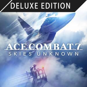 Ace Combat 7: Skies Unknown Edição Deluxe - PS4