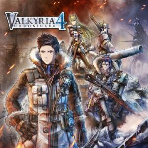 [PS4] Valkyria Chronicles 4