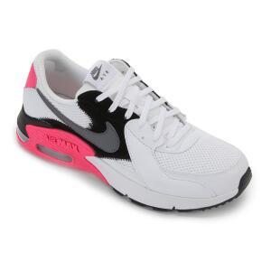 Tênis Nike Air Max Excee Feminino - Branco e Cinza R$ 218