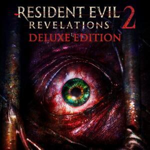 Resident Evil Revelations 2 Edição de Luxo - Conjunto