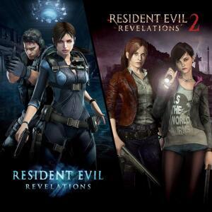 Resident Evil Revelations 1 and 2 Bundle - Conjunto