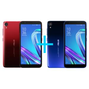 Zenfone Live L2 OctaCore 435 Vermelho + Zenfone Live L2 OctaCore 435 - R$1286