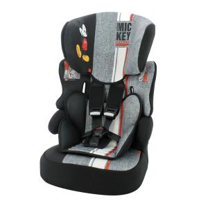 Cadeira para Automóvel Kalle Mickey Mouse Sport - 9 a 36kg - Preta R$