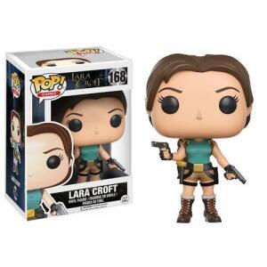 Boneco Funko Pop - Modelo 168: Lara Croft - Série: Tomb Raider