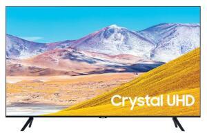 "Samsung Smart TV 50"" Crystal UHD TU8000 4K   R$ 2.299"