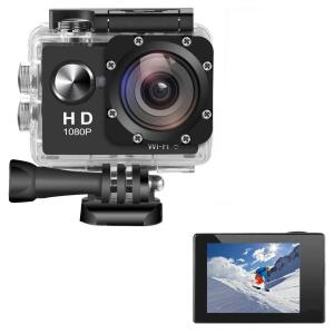 Camera Sport Action Filmadora À Prova D 'Água | R$72