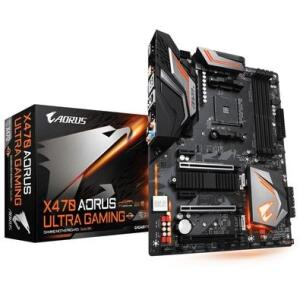 Placa-Mãe Gigabyte Aorus X470 Aorus Ultra Gaming, AMD AM4, ATX, DDR4