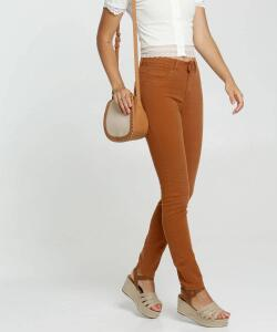Calça Feminina Sarja Skinny   R$50