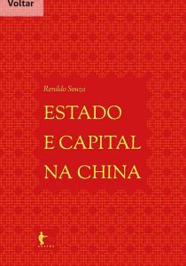 "E-book ""Estado e capital na China"""