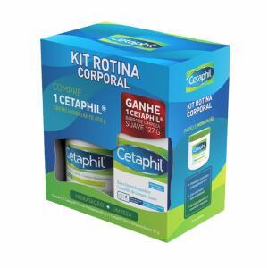 Kit Cetaphil Hidratante 453g + Cetaphil Sabonete Barra 127g - R$54