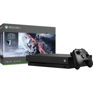 Console Xbox One X 1TB - Star Wars Jedi: Fallen Order