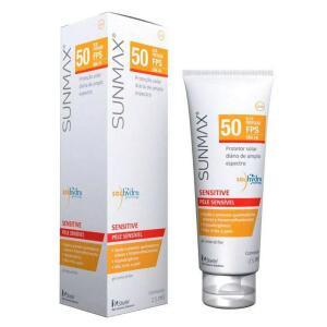 Protetor Solar Sunmax Sensitive Fps 50 25ml - R$18