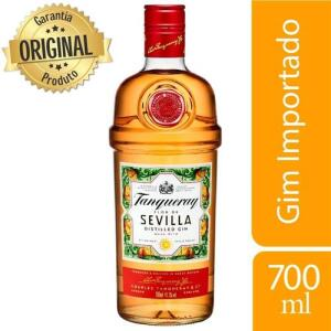 Gin Tanqueray Sevilla - 700ml - R$109