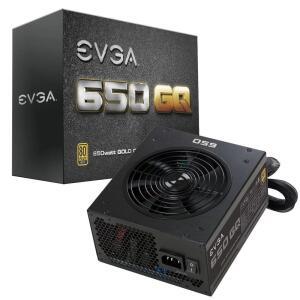 [CC Submarino] Fonte EVGA ATX 650W 650GQ Semi Modular 210-GQ-0650-V1