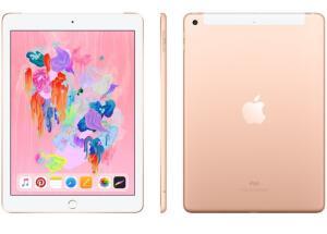 Ipad 6 Apple 4G 32 GB Dourado 9,7'