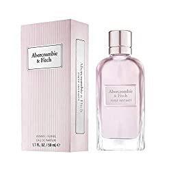 First Instinct For Her Edp Eau De Parfum 50Ml, Abercrombie & Fitch