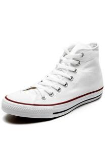 Tênis Converse All Star Cano Médio Branco