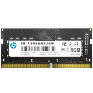 Memória Ram Notebook HP 8GB 2666Mhz DRR4