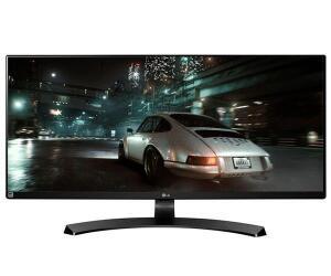 Monitor LG 34 Pol. LED IPS UltraWide, 34UM68-P   R$ 2.340