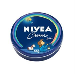 Creme Nivea Lata Kids 56g - 6 unidades | R$5