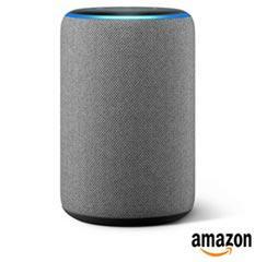 Smart Speaker Amazon com Alexa - ECHO R$497