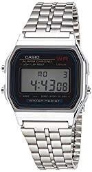 Relógio Feminino Digital Casio Vintage A159Wa-N1Df