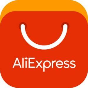 AliExpress - Produtos com estoque no Brasil.