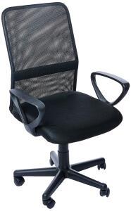 Cadeira Executiva Giratoria Mymax, 25.008920, Preto | R$259