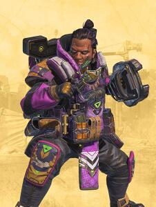 [Twitch Prime] Apex Legends - GIBRALTAR SKIN Tribal Instinct