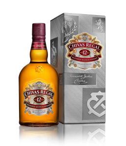 [PRIME] Whisky Chivas Regal 12 Anos, 1L
