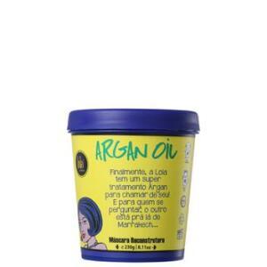 Mascara Argan Oil, Lola Cosmetics   R$26