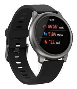 Smartwatch Xiaomi Haylou Solar Global | R$184