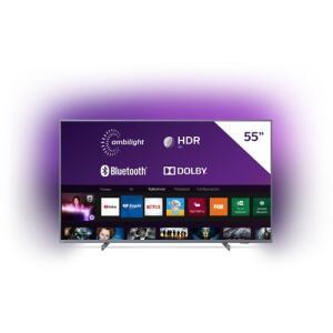 "[AME R$ 2399,00] Smart TV LED 55"" Philips 55PUG6794 4K Ultra HD AMBILIGHT"