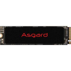 Asgard ssd m.2 Nvme 1TB - Leitura/Escrita: 2100/1800 MB/S | R$497