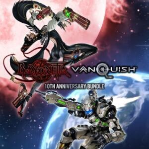 [PS4] Jogo Bundle Bayonetta + Vanquish | R$124