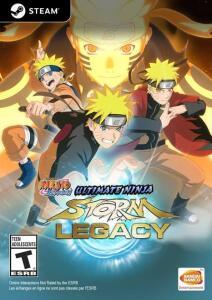 [PC] NARUTO SHIPPUDEN: Ultimate Ninja STORM Legacy R$76