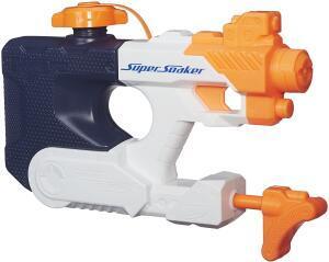 Brinquedo Lança Agua Nerf Super Soaker Squall Surge Hasbro   R$40