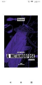 [Prime Reading] A Metamorfose