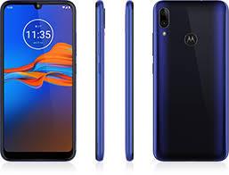 "Smartphone Motorola Moto E6 Plus 64GB Cinza Metálico 4G Tela 6,1"" Câmera Dupla 13MP Selfie 8MP Android 9"