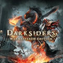 [PSN] Jogo Darksiders - Warmastered Edition - PS4 | R$21