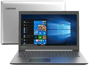 [PRIME] Notebook, Lenovo, Ideapad 330, Intel Core i3-7020U, 4GB, 1000, GB, 15.6 Polegadas, Windows 10, Prata, 81FE000QBR | R$1.837