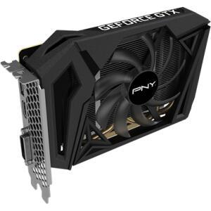Placa de Vídeo PNY Geforce GTX 1660 Super 6GB, GDDR6, 192Bit, VCG16606SSFPPB | R$1.659