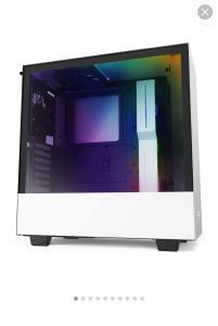 Gabinete H510I Matte White Ca-H510I-W1 | R$386