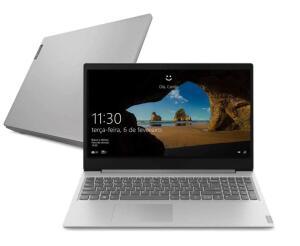 Notebook Lenovo Ideapad S145 Ryzen 5 3500U 12GB RAM 1TB HD 15.6'' W10 - R$3279