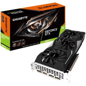 Placa de Vídeo Gigabyte NVIDIA GeForce GTX 1660 Ti Gaming OC 6G