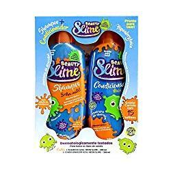 Kit Azul Neon Slime , Beauty Slime, Azul