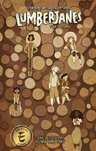 Lumberjanes: Fora do Tempo (Volume 4)   R$32