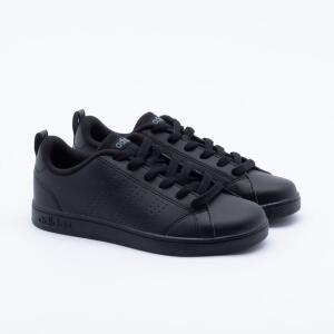 Tênis Adidas Advantage Clean Infantil Preto
